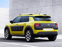 В Украине начали принимать заказы на новый кроссовер Citroen С4 Cactus - Citroen