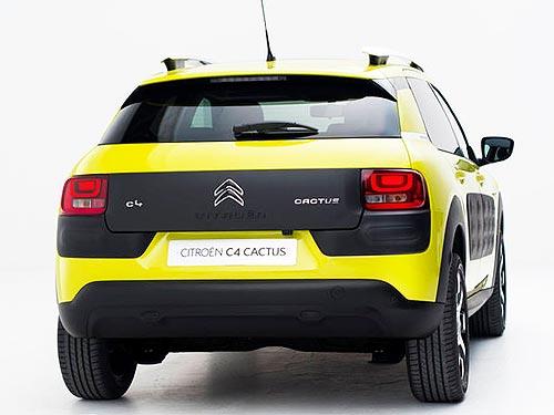 Citroen С4 Cactus пойдет в серию - Citroen