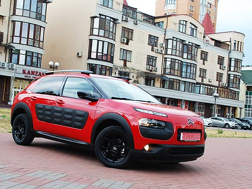 Выбираем самые доступные дизельные SUV на украинском рынке - дизел