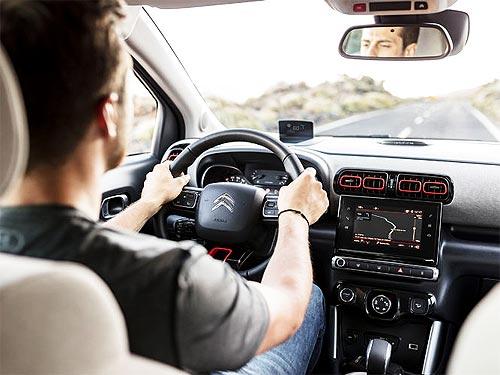 Citroen представил компактный SUV нового поколения Citroen C3 Aircross - Citroen