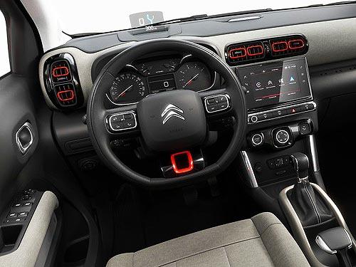 В Украине объявлены цены на новый компактный SUV Citroen C3 Aircross - Citroen