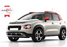 Компактный SUV Citroen C3 Aircross выиграл конкурс Autobest 2018