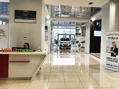 АИС будет открывать новые дилерские центры Peugeot и Citroen по Украине - Peugeot