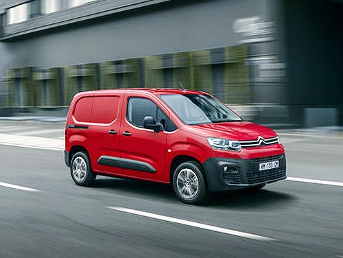 В Украине объявлены цены на новое поколение фургона CITROEN Berlingo Van