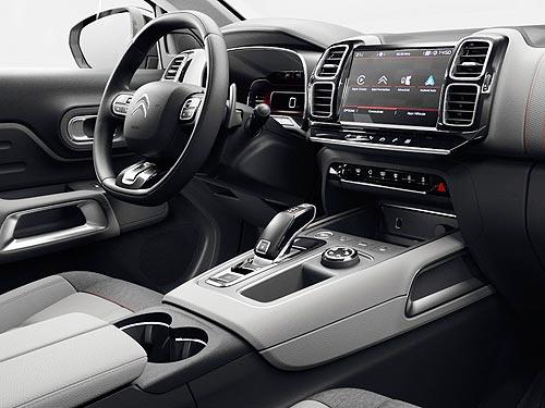 Новый SUV Citroen C5 Aircross будет продаваться в Европе - Citroen