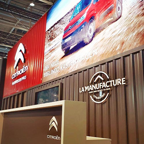 Citroen представил новую концепцию точек продаж