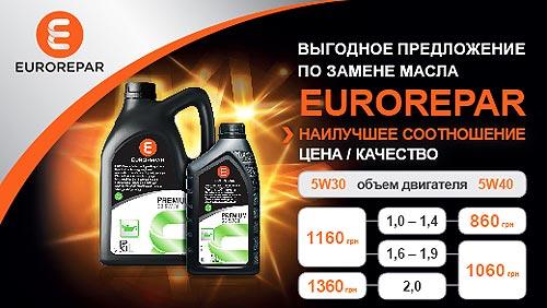 Владельцы Citroen могут заменить масло по доступной цене от 860 грн.