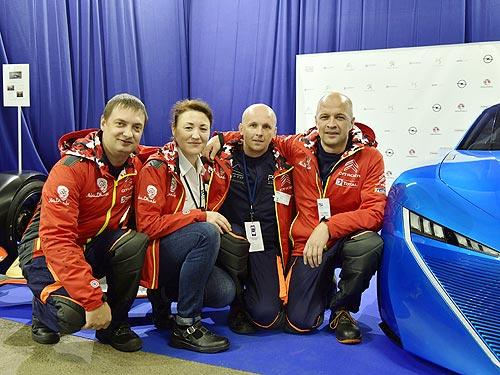 Украинские техэксперты CITROEN вошли в ТОП-3 лучших в Европе