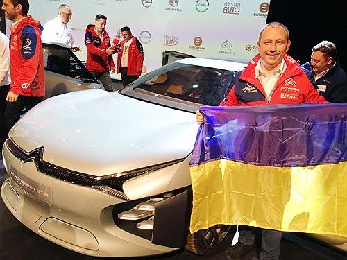 Украинские специалисты Citroen стали одними из лучших в мире