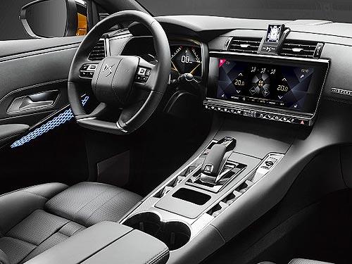 DS 7 Crossback стал «Авто Года в Украине 2020» в номинации «Лучший дизайн» - DS