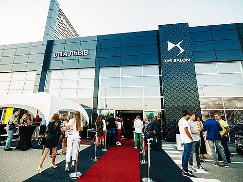В Украине открылся второй шоу-рум бренда DS