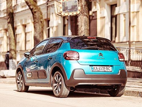 Продажи нового CITROEN C3 уже превысили 1 млн. автомобилей - CITROEN