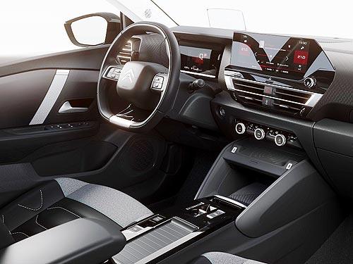 Citroen представил новое поколение кросс-хэтчбеков С4 и ë-С4 ëlectric - Citroen