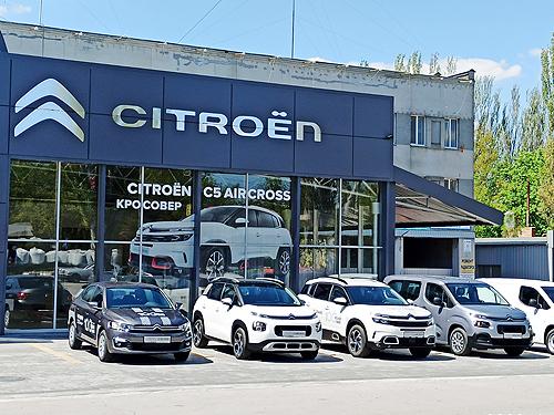 Вопреки кризису, в Украине с начала года открыты 4 новых дилерских центров CITROEN - CITROEN