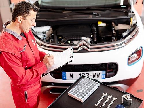 Для автомобилей PEUGEOT и CITROEN увеличен межсервисный интервал. Экономия в обслуживании – до 48%
