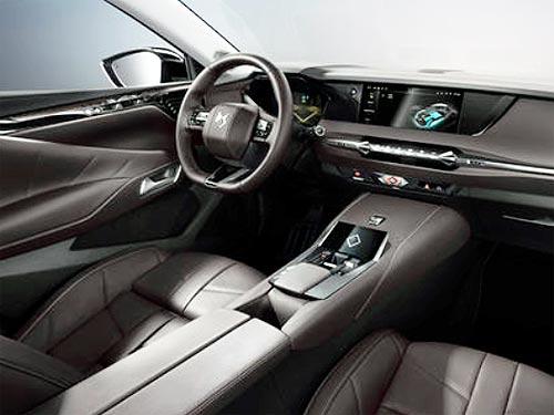Дух французского авангарда. Премиальная марка DS Automobiles представила новую модель DS4 - DS