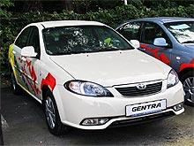 Лето ярких премьер:  Daewoo Gentra АТ – новый флагман Uz-Daewoo - Daewoo