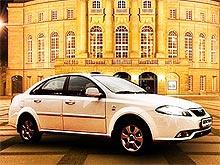 В Украине стартовали продажи Daewoo Gentra с «автоматом» - Daewoo