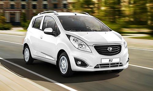 Группа компаний АИС начала прием заказов на две новые модели Ravon - Ravon