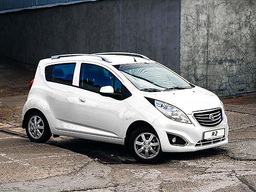 Автомобили Ravon стали доступнее на сумму до 32 000 грн.