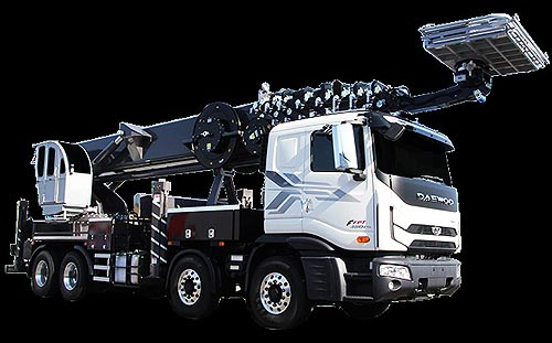 Daewoo Trucks расширяет модельный ряд предлагаемых в Украине грузовых автомобилей