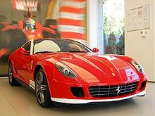 В Украине прекращены официальные продажи Ferrari и Lamborghini - Ferrari