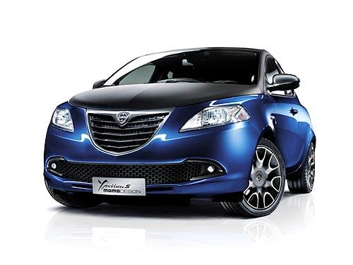 У Lancia Ypsilon появятся два дизайнерских исполнения - Lancia