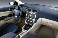 Интерьер салона Ford Focus Sedan.