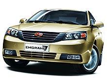 До конца августа Geely Emgrand 7 доступен по выгодной цене от 279 900 грн. - Geely