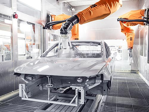 Geely Auto Group в 2017 г. установила рекорд продаж - Geely