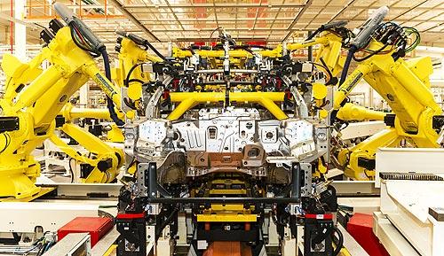 Китай стал лидером по производству легковых автомобилей - Китай