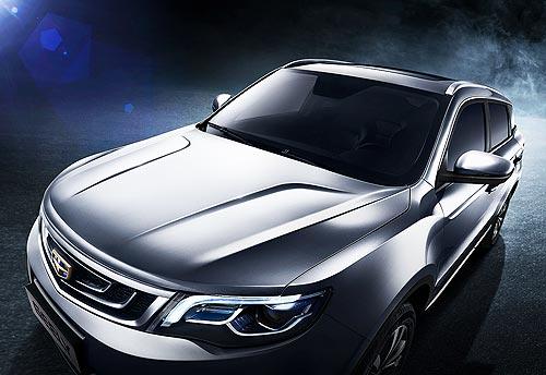 Geely вошел в ТОП-20 самых дорогих мировых автобрендов - Geely