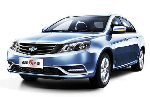 В Украине стартовала финальная распродажа Geely Emgrand 7 за 309 900 грн. - Geely