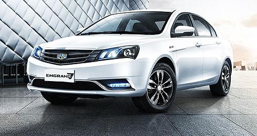 Только в сентябре Geely Emgrand 7 доступен по акционной цене 319 900 грн.