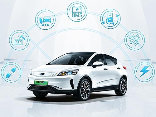 Geely планирует продать в 2018 г. 1,5 млн. авто с новой смарт-экосистемой GKUI