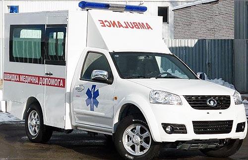 В Украине продан первый торговый фургон Great Wall Winglе - Great Wall