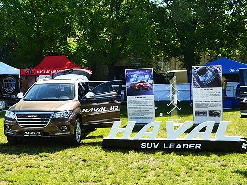 В Украине появился новый автомобильный бренд Haval. Что это за автомобили? - Haval