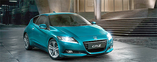 На автосалоне в Женеве состоится европейская премьера Honda CR-Z - Honda