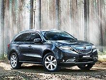 Acura намерена перевести все модели на полный привод - Acura