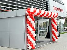Honda открыла в Украине новый тренинг-центр