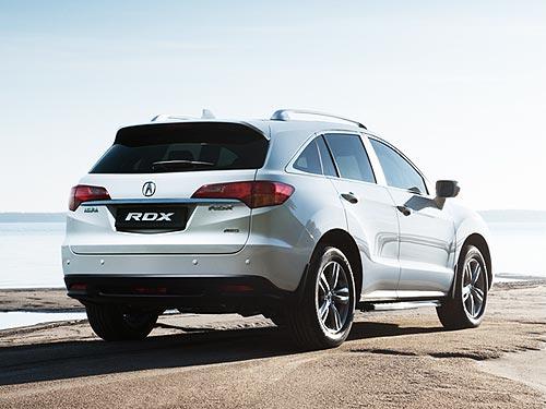 Устали от колебания цен? Цены на Acura RDX снижены и зафиксированы в гривне - Acura