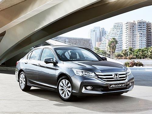 Honda Accord может вернуться в Европу - Honda