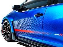 Honda представит самый мощный в истории Honda Civic Type R - Honda