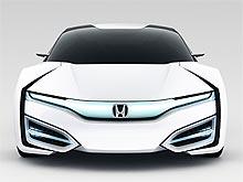 Концепт Honda FCV дебютирует в январе 2015 года - Honda