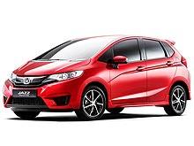 Honda ����������� ����� Honda Jazz ��� ������������ �����