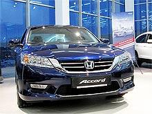 Honda опровергла информацию об уходе с рынка России