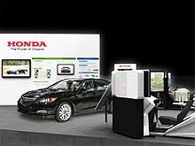 Honda представит новые технологии автоматизированного вождения