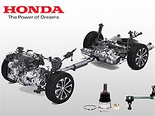 На запчасти Honda и Acura действуют выгодные цены