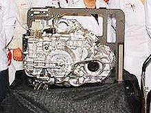 Honda запустила в производство 10-ступенчатый «автомат» - Honda