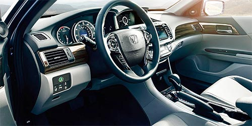 В Украине появился новый Honda Accord 2017 года. Объявлены цены - Honda